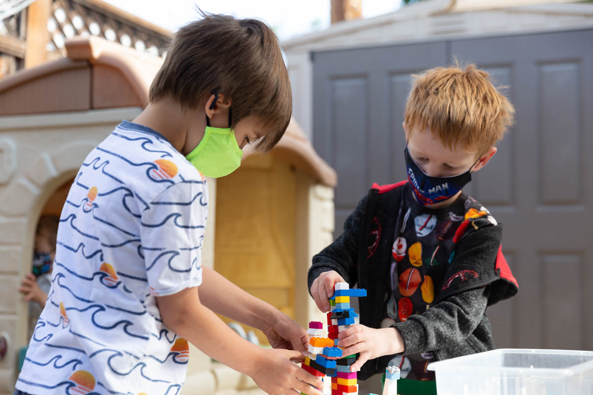 By learningto be observers of the world, the children at Trimont Schools learn problem solving and social skills.