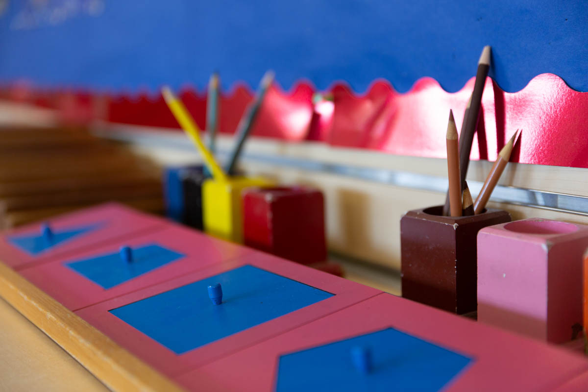 Our classrooms are filled with materials that are easily accessible and developmentally appropriate.
