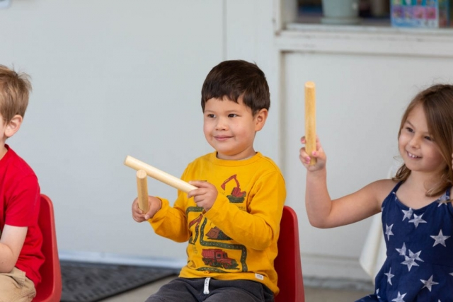 Daily music is an important part of our curriculum at Trimont Schools