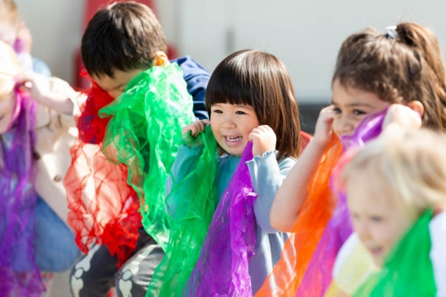 At Trimont we strive to help children become observers or their world.