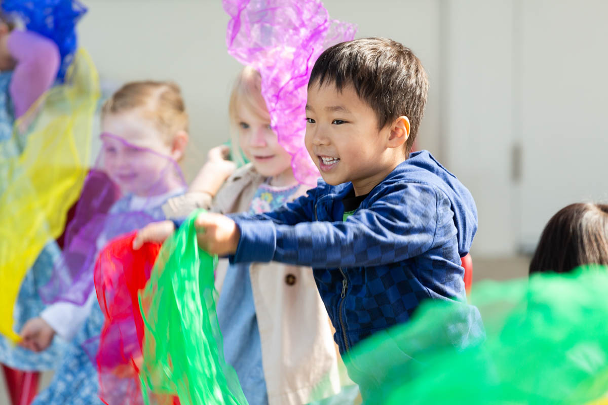 At Trimont Montessori we are part of a global family.