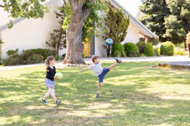 Nurturing healthy choices with physical activity and good nutrition.