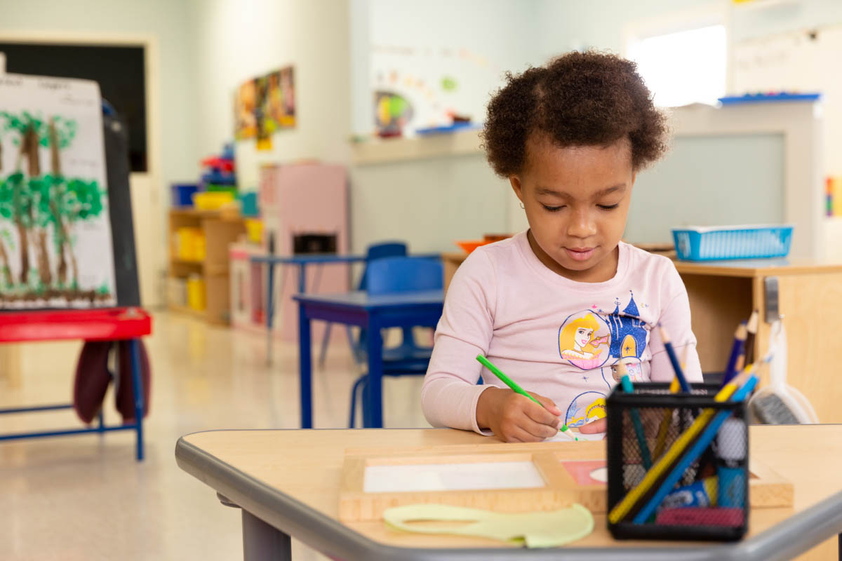 Trimont Schools offers a full day academic environment as well as enrichment programs.