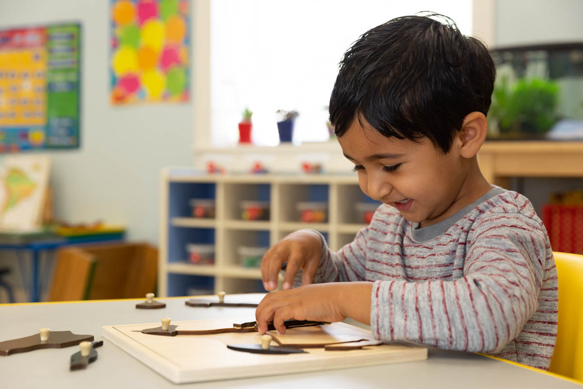 Giving children the freedom to make mistakes gives them opportunities to learn to resolve problems and to gain self-confidence.